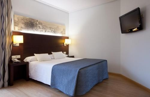 City Break de 3 nopti in Madrid - Hotel Ganivet 3*