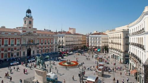 City Break de 3 nopti in Madrid - Hotel Trafalgar 3*