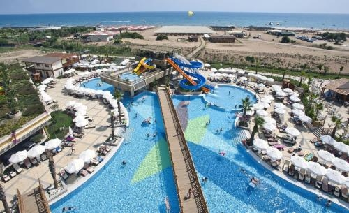 Vacanta de 7 nopti in Antalya -Hotel Crystal Palace Luxury Resort & Spa 5*