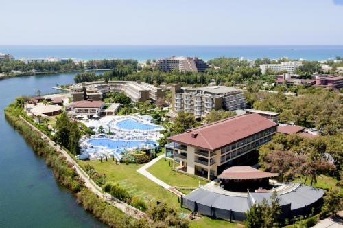 Vacanta de 7 nopti in Antalya - Hotel OTIUM ECO CLUB 5* Side